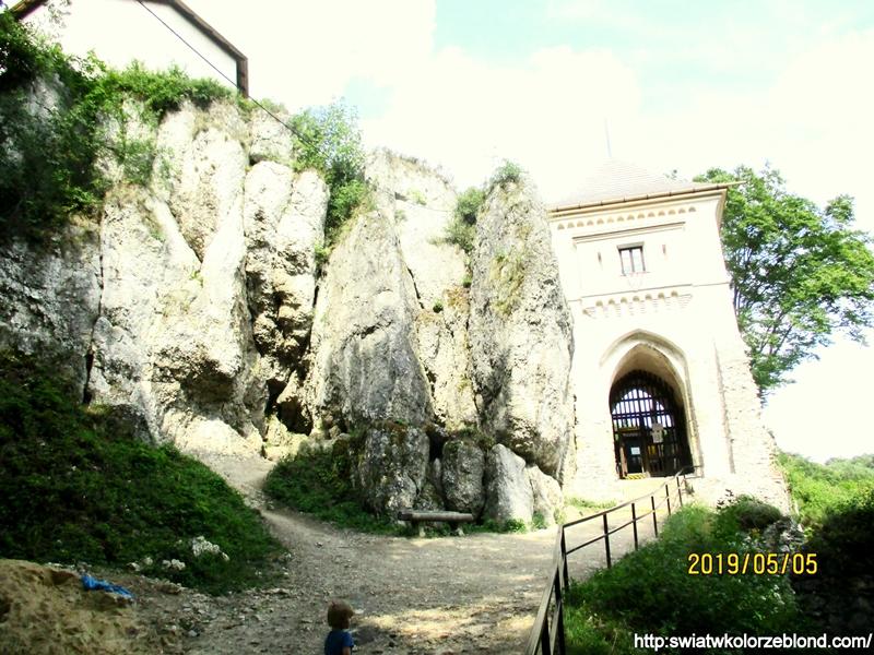 Zamek w Ojcowie zdjecia 2019