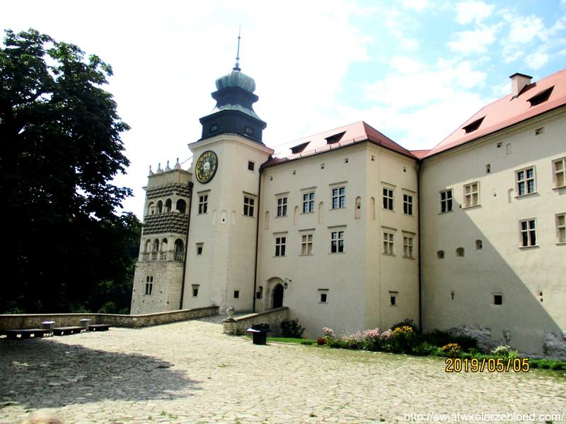 Zamek w Pieskowej Skale galeria