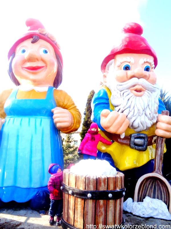 Park Krasnala dzieci weekend