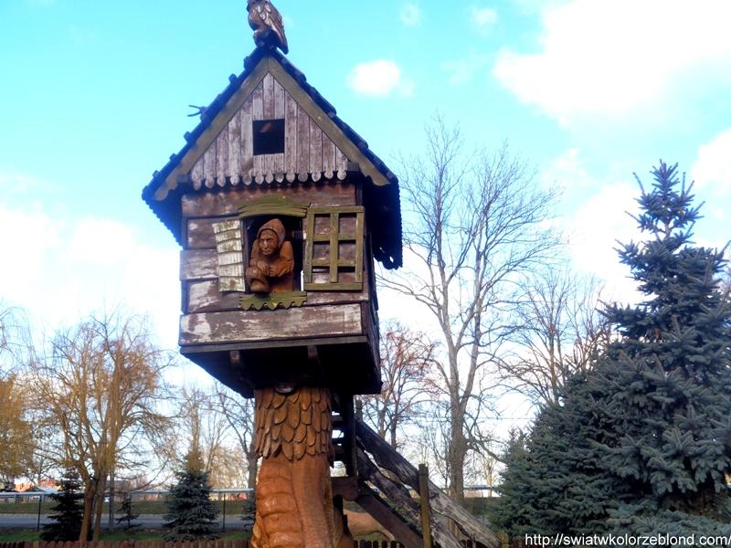 Park Krasnala chatka czarownicy
