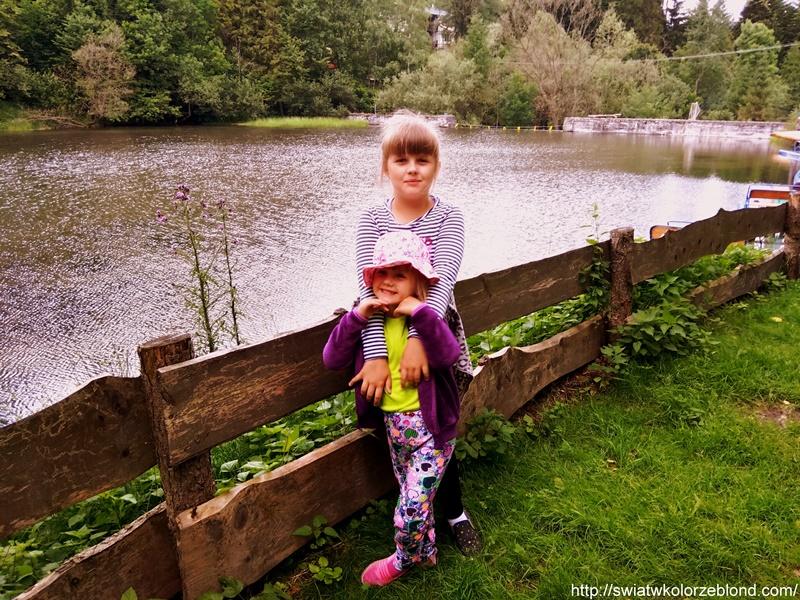 Atrakcje dla dzieci wypad nad jezioro