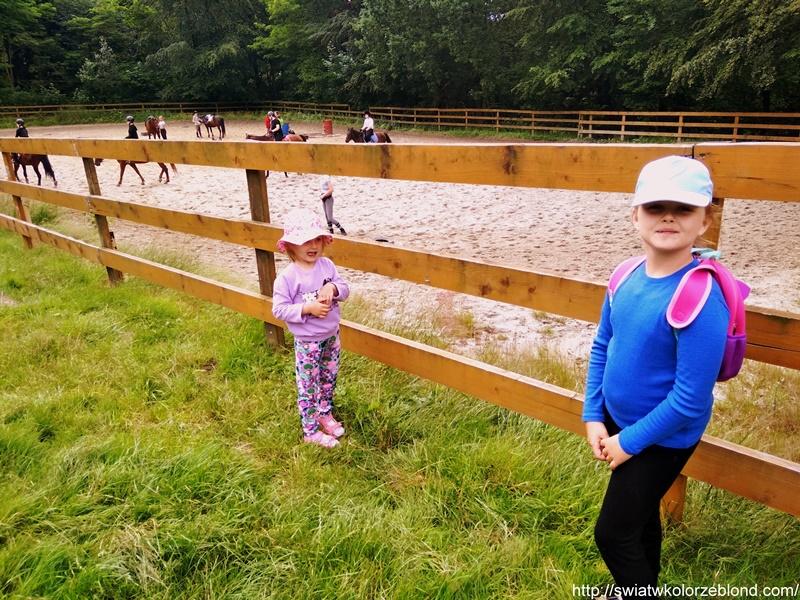 Atrakcje dla dzieci jazda konna