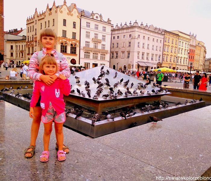 Wakacyjny wyjazd do Krakowa