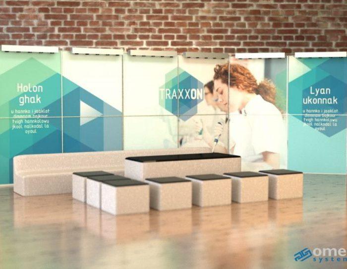 Ścianki wystawiennicze sposobem na rozpoznawalność marki