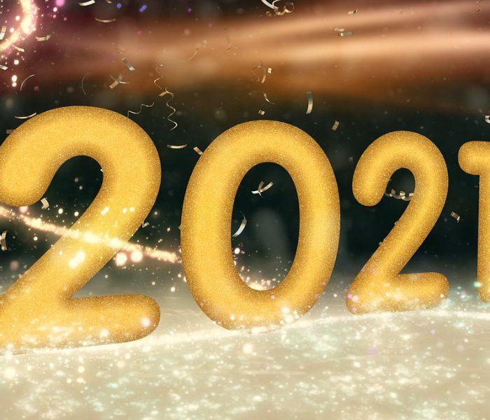 Życzenia Noworoczne 2021