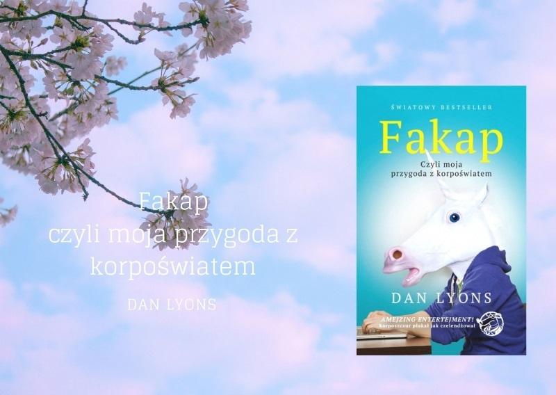 Fakap czyli moja przygoda z korpoświatem