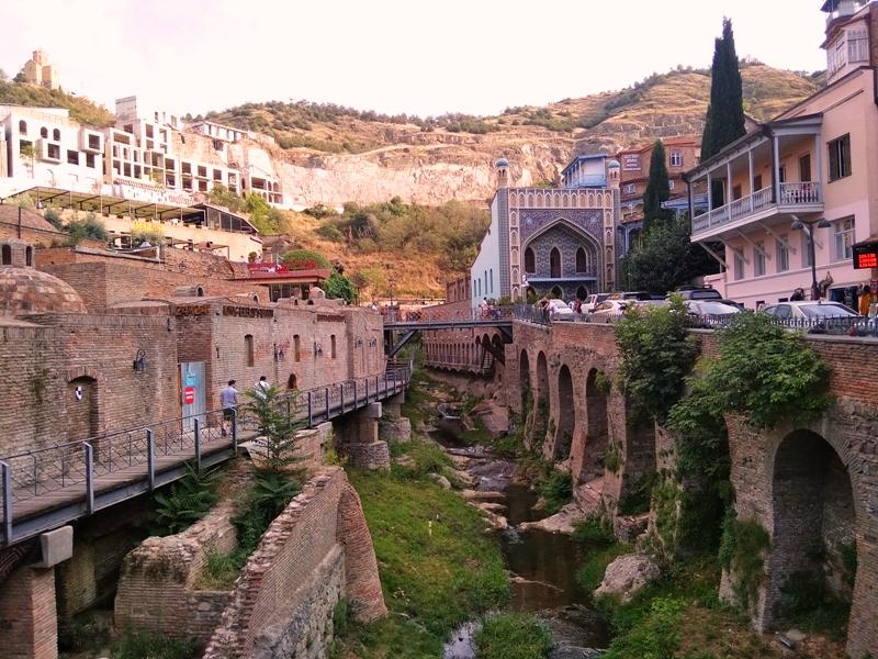 Tbilisi atrakcje 2021