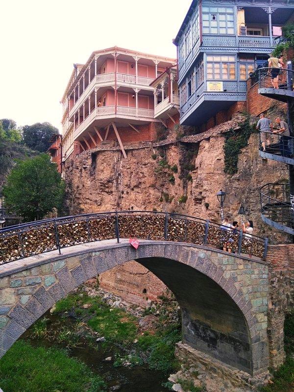 Tbilisi ciekawe miejsca