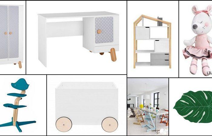 Designerskie meble i akcesoria dla dzieci