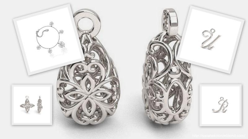 Własnoręczne projektowanie biżuterii